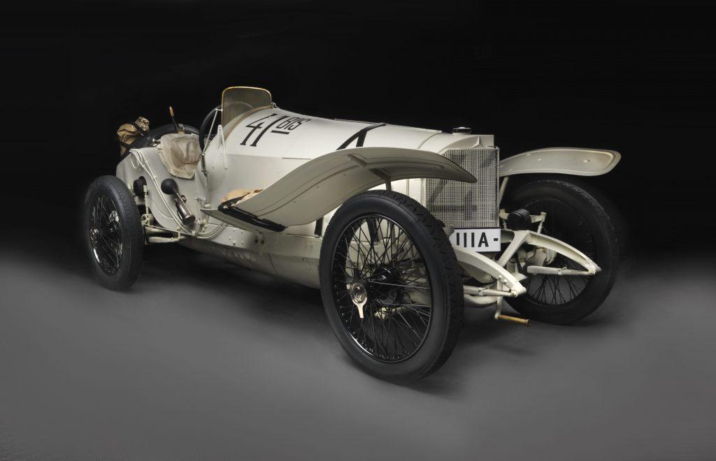 1914 Mercedes Type 18 V4 em linha 115hp @2800 rpm