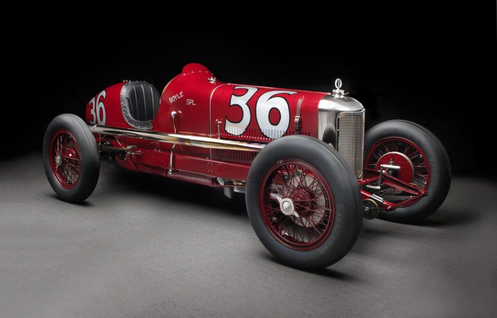 1924 Miller V8 200hp @5000rpm