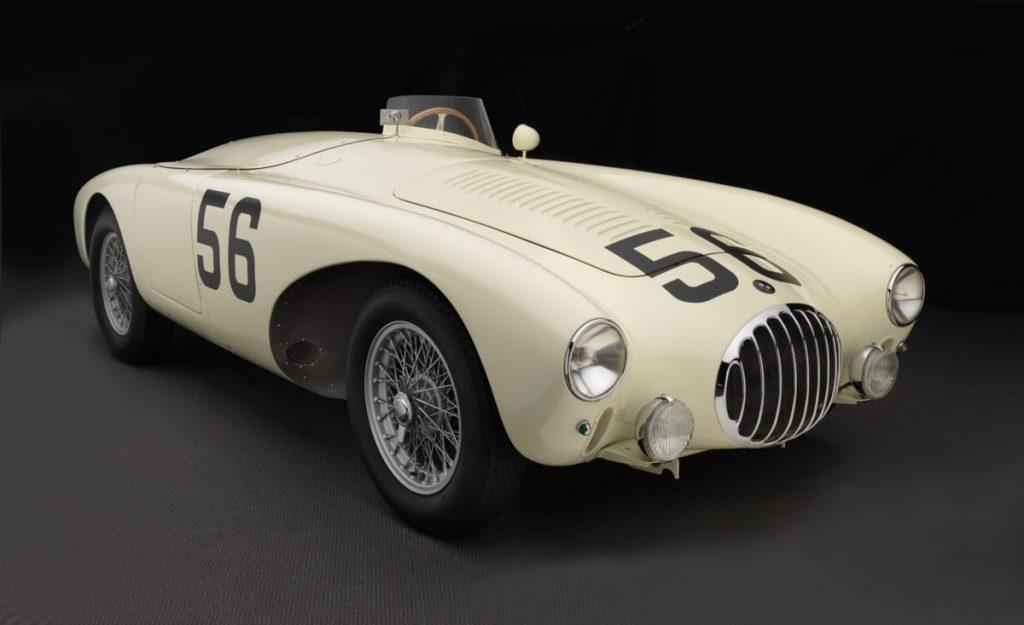 1954 Osca MT4 V4 em linha 130hp @26300 rpm